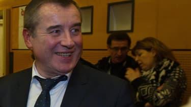 Le candidat du PS dans le Doubs Frédéric Barbier