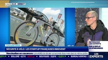 Culture Geek : Sécurité à vélo, les start-up françaises innovent, par Anthony Morel - 03/06