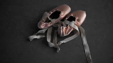 Des chaussures de danse.