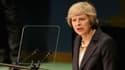 Teresa May, la Première ministre britannique, arrive en tête