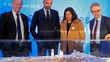 Le chantier du village olympique pour Paris 2024 a débuté