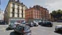 La place Saint-Bruno à Grenoble.
