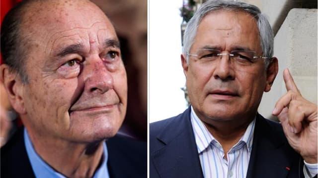 Jacques Chirac poursuit en diffamation l'avocat Robert Bourgi, qui a affirmé qu'il avait reçu des valises de billets de chefs d'Etat africains pour environ 20 millions de dollars entre 1995 et 2005 lorsqu'il était en fonction, a-t-on appris auprès du bure