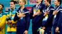 Le relais 4x100 4 nages