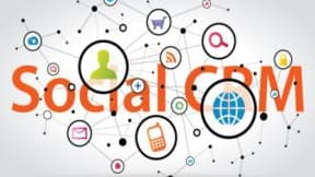 Les logiciels de relation clients se combinent aujourd'hui aux médias sociaux