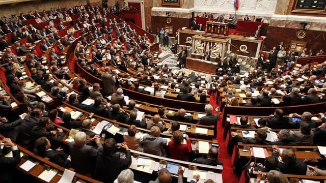 Le président du groupe socialiste de l'Assemblée, Bruno Le Roux, a adressé une lettre à tous les députés de son groupe afin de les rappeler à la discipline lors du vote mardi prochain sur le projet de loi de ratification du traité budgétaire européen. /Ph