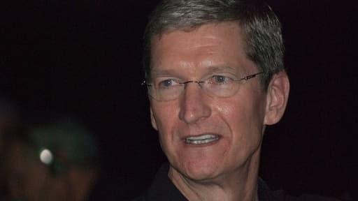 La première annonce de Tim Cook lors de la conférence annuelle d'Apple n'a rien de révolutionnaire.