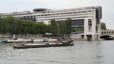 Le déficit public légèrement revu à la hausse par Bercy