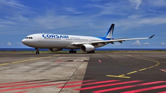 Corsair est spécialisée dans les liaisons avec les Antilles
