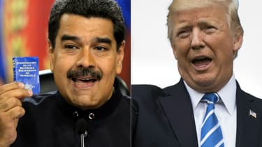 Les États-Unis renforcent leurs sanctions contre le président Maduro