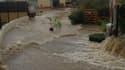 Inondation à Six-Fours