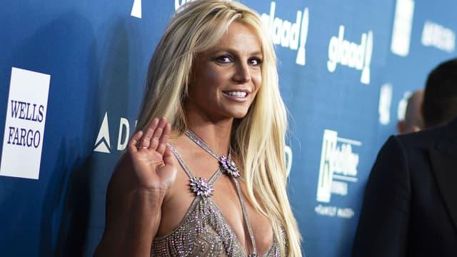 Britney Spears était à Paris fin août pour une série de concerts (illustration).