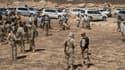 L'armée Yéménite le 8 mai, après avoir pris le contrôle d'une importante base d'Al-Qaïda. (illustration)