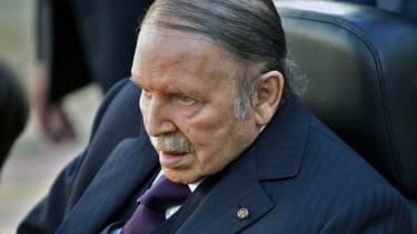 Le chef de l'Etat algérien Abdelaziz Bouteflika (photo d'illustration)