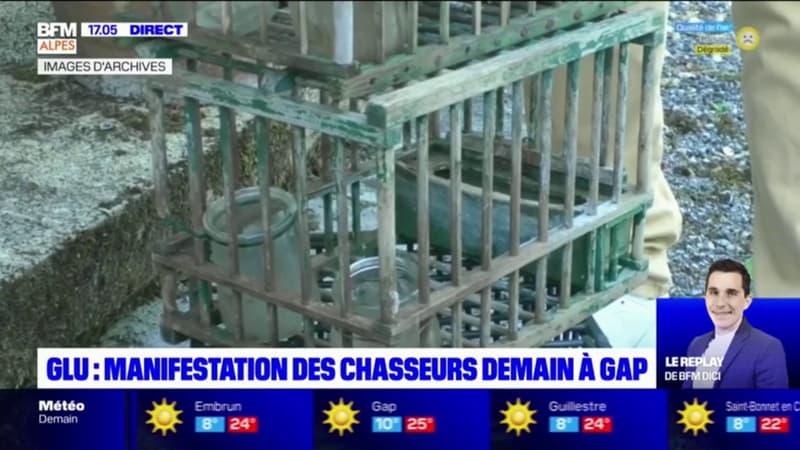 Chasse à la glu: les chasseurs manifestent samedi à Gap et Digne-les-Bains
