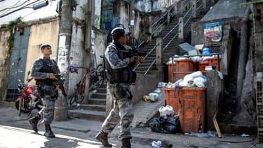 La police brésilienne a tué plus de 2.000 personnes en 2013, selon l'étude.