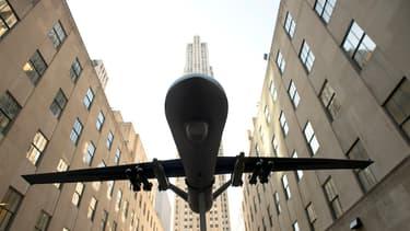 Les ambitions de Google, d'Amazon et Facebook qui veulent effectuer des livraisons de colis par drones ne font pas parties de cette législation.