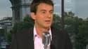 Manuel Valls, maire PS d'Evry (Essonne), invité de Bourdin Direct ce mardi