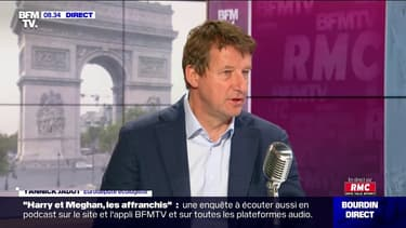 """Plan social chez NextRadioTV: Yannick Jadot se dit """"de tout cœur avec les grévistes"""""""