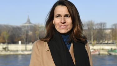 L'ex-ministre de la Culture et de la communication Aurélie Filippetti, le 1er décembre 2016 à Paris.