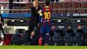 Koeman et Messi