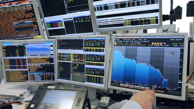 Les marchés ont été soulagés par les annonces de la BCE.