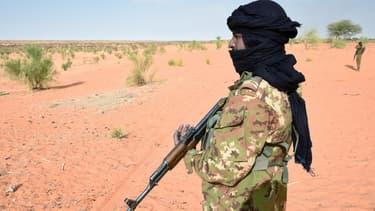 Un soldat malien. (photo d'illustration)
