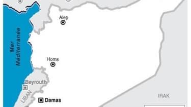 DÉBUT D'UN RETRAIT MILITAIRE PROGRESSIF DE LA VILLE SYRIENNE DE DERAA