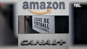 """Droits TV Ligue 1 : """"Le grand vainqueur c'est pas la Ligue, mais Amazon"""" insiste un économiste du sport"""