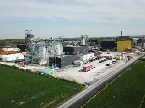 L'Européenne de biomasse mettra en service fin 2020 une usine dans la Marne à Pomacle-Bazancourt, représentant 350 emplois et un investissement de 110 millions d'euros.