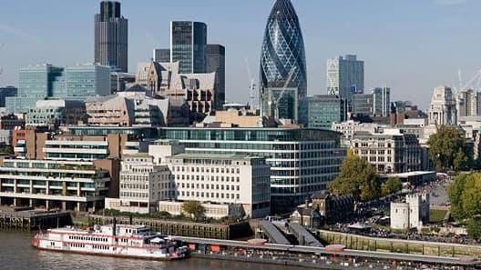 Londres, sixième ville française