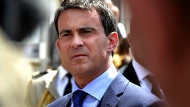 """Pour le Premier ministre Manuel Valls, la carte des régions peut encore """"bouger"""" (photo d'illustration)"""