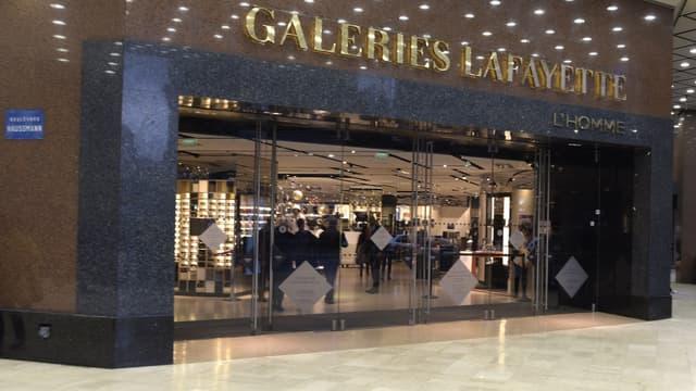 22 magasins sur les 53 que compte Galeries Lafayette sont concernés.