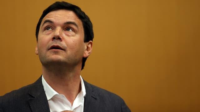 Thomas Piketty fustige ceux qui prétendent que leurs théories économiques sont indiscutables.