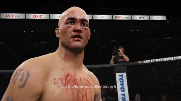 """Pour conserver son titre à l'UFC, Robbie Lawler aura pris """"cher"""". Très """"cher"""" même."""