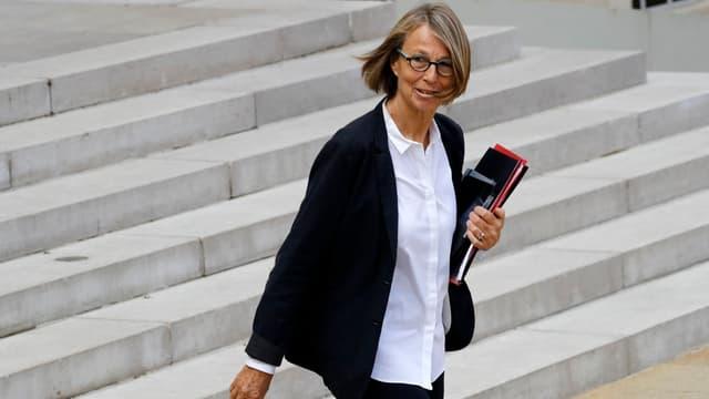 Francoise Nyssen a appelé Canal+ et les sociétés de droits d'auteurs à s'entendre au plus vite.