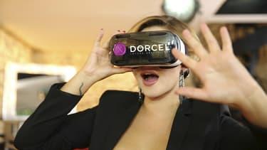 Le premier film X de réalité virtuelle de Marc Dorcel est compatible avec tous les casques du marché.