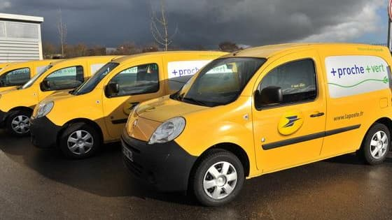 Renault vient de livrer sa 5000ème Kangoo ZE à la Poste, les deux groupes vont poursuivre leur partenariat