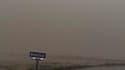Route près de Reykjavik. Les cendres du volcan islandais Grimsvotn pourraient atteindre le nord de l'Ecosse mardi en milieu de journée ainsi qu'une partie de la Grande-Bretagne, de la France et de l'Espagne d'ici jeudi ou vendredi si l'éruption se maintie