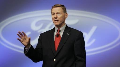 Alan Mulally était arrivé en 2006 à la tête de Ford.
