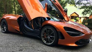 Le prix de vente de cette McLaren 720S d'occasion a été fixé en Bitcoin.