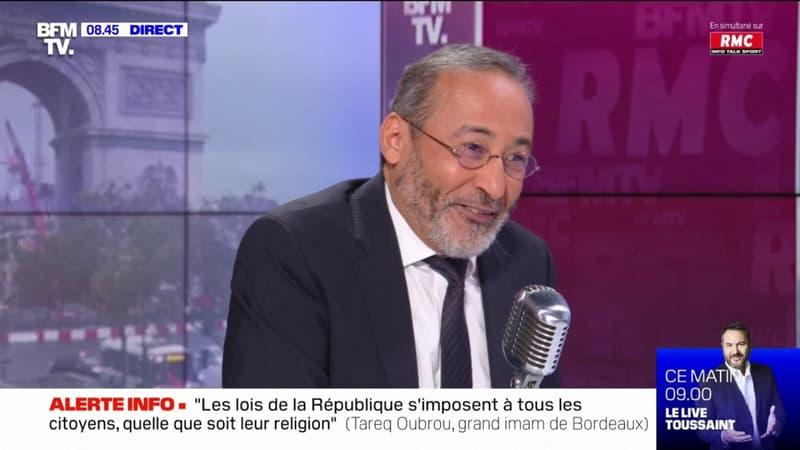 Regarder la vidéo Tareq Oubrou, grand imam de Bordeaux: