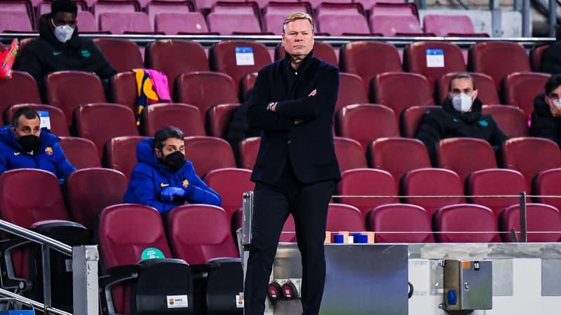 Barça: Koeman presque