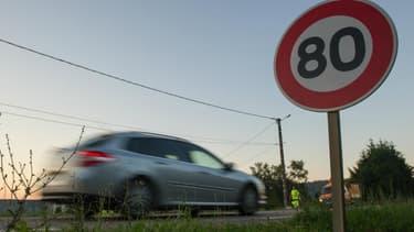 Le décret abaissant la vitesse à 80km/h est paru ce dimanche 17 juin. La mesure sera effective le 1er juillet.