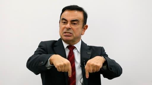 """Pierre Moscovici a, lui aussi, incité Carlos Ghosn à faire un """"effort de décence"""" sur son salaire."""