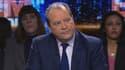 Jean-Christophe Cambadélis dimanche soir sur BFMTV.