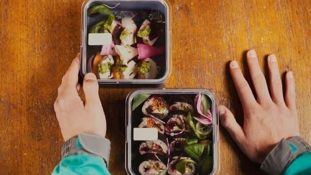 Deliveroo lance une expérimentation pour proposer des boîtes de repas réutilisables à ses clients