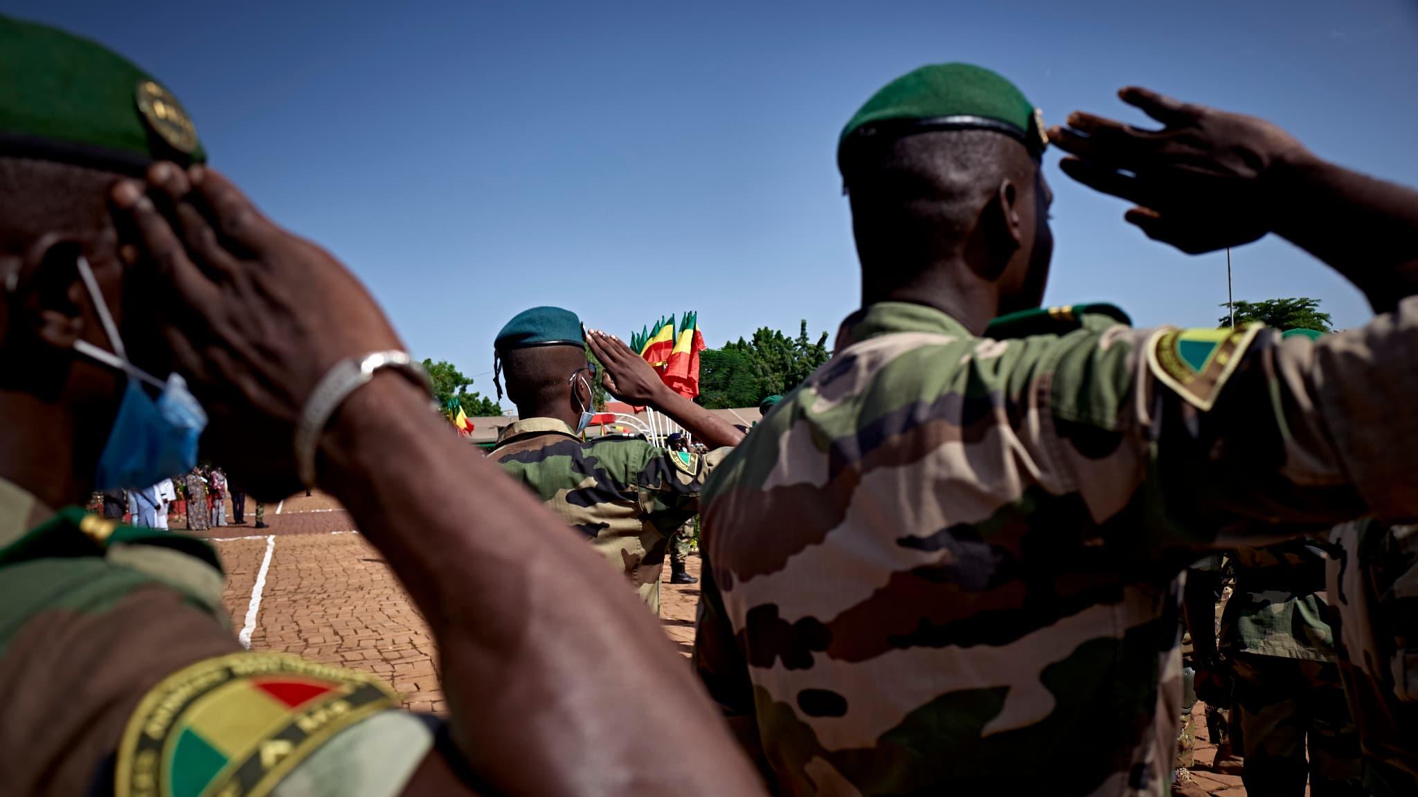 Une centaine de jihadistes tués lors d'une opération franco-malienne en janvier