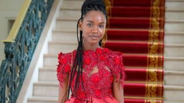L'étudiante sénégalaise Diary Sow, le 7 août 2020 à Dakar