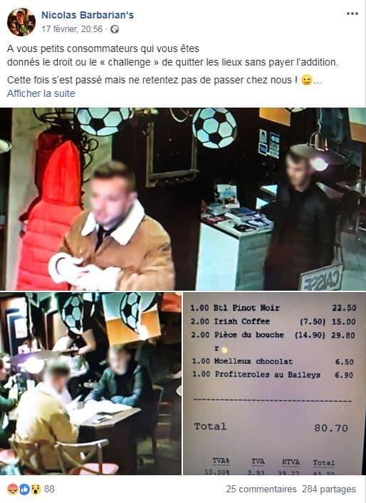 """Dijon: ils tentent un """"resto-basket"""" et se font dénoncer sur les réseaux sociaux"""